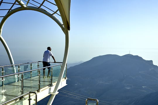 Zipline Jebel Jais-tickets