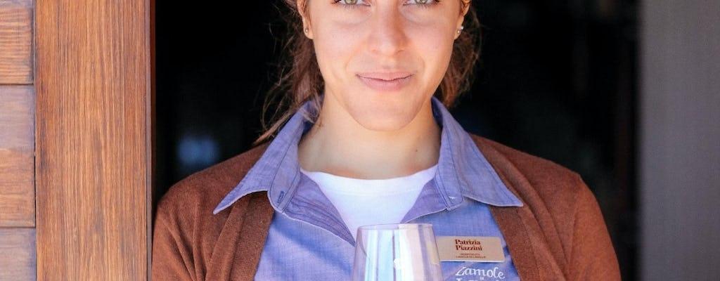 Virtuelle Weinprobe von Lamole di Lamole