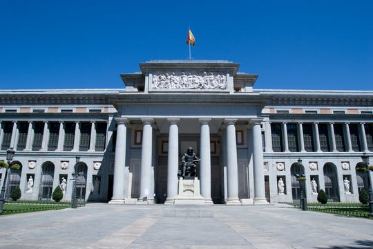 Prado Museum entrance tickets and private guided tour