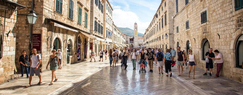 Passeio guiado a pé pela Cidade Velha em Dubrovnik