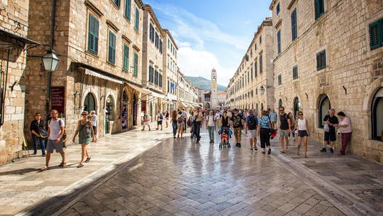 Visita guiada a pie por el casco antiguo de Dubrovnik