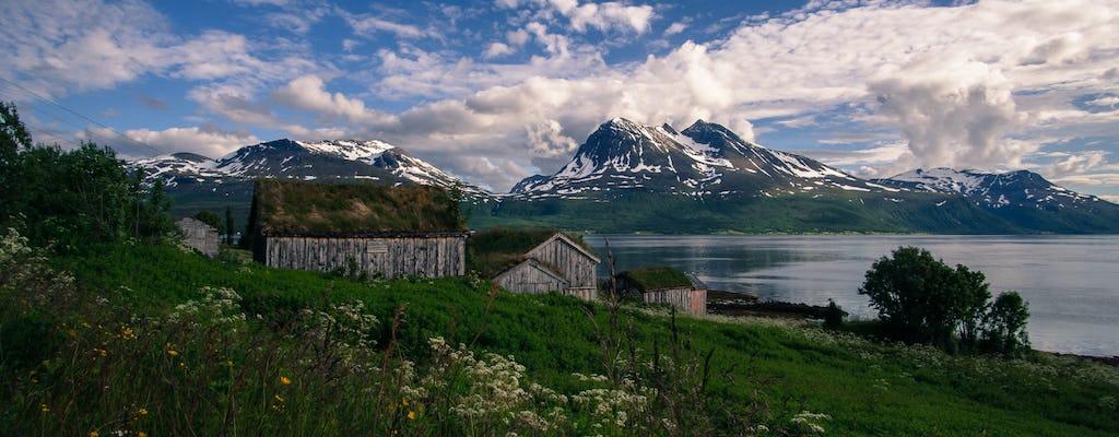 Avventura turistica sul fiordo di Tesla a Tromso