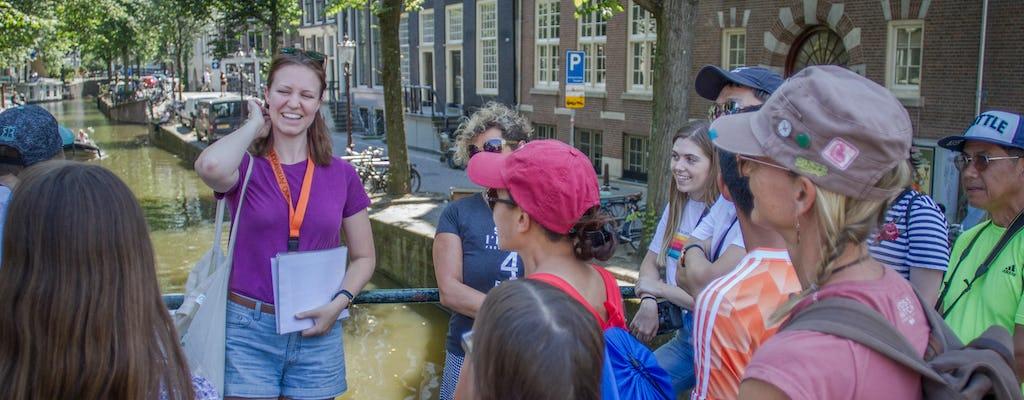 Secrets of historical Amsterdam walking tour