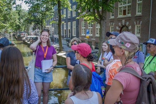 Recorrido a pie por los secretos del Ámsterdam histórico