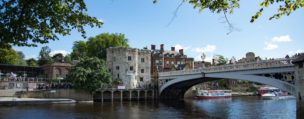 Crucero turístico por la ciudad de York