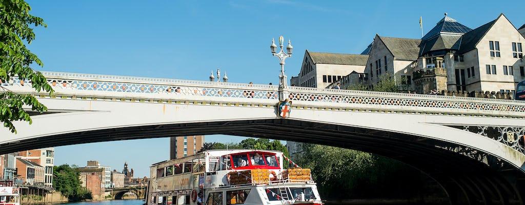 Crucero por el té de la tarde en York