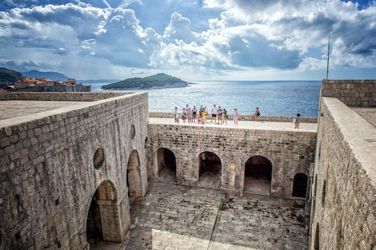 King's Landing Streets walking group tour in Dubrovnik