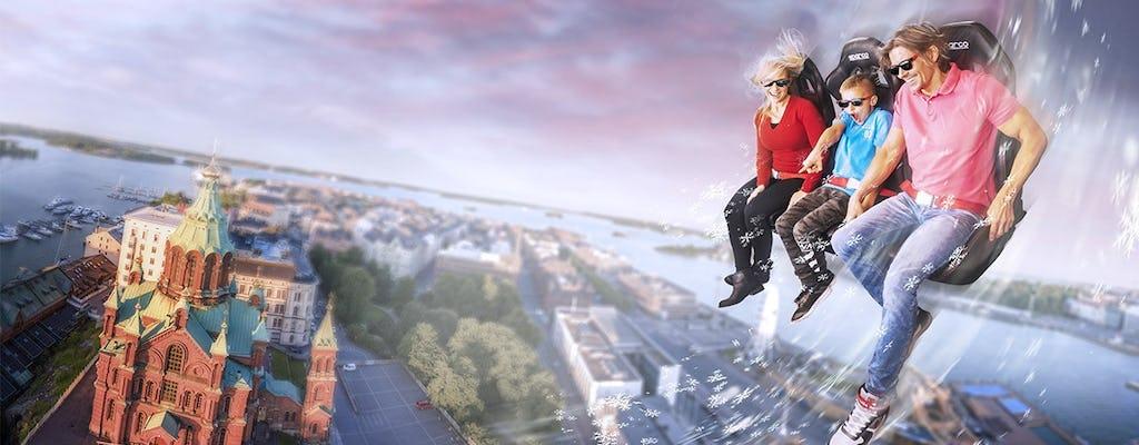 Bilhetes para o Flying Cinema Tour da Finlândia