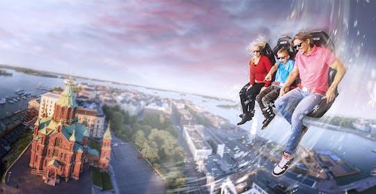 Bilhetes para a digressão do Flying Cinema em Helsínquia