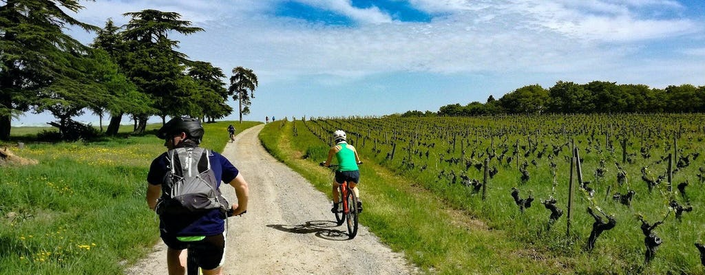 Mountainbiketour in Angers mit Bierverkostung