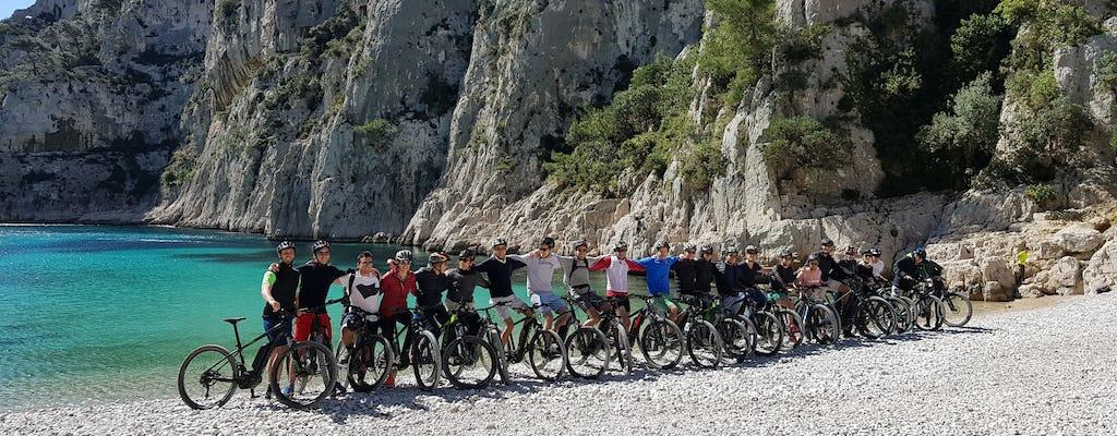 Alquiler de bicicletas de montaña para el Parque Nacional de Calanques y Marsella