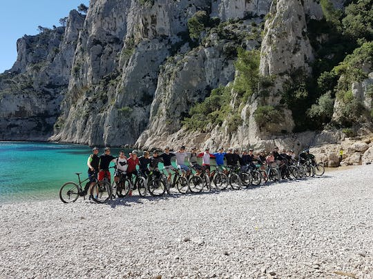 Mountain bike rental for Calanques National Park and Marseille