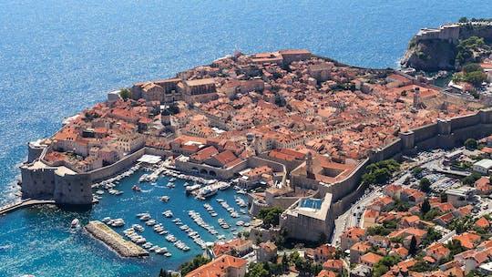Passeio panorâmico de carro em Dubrovnik