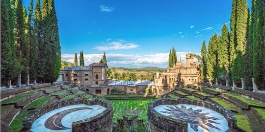 Rondleiding door La Scarzuola en de ideale stad