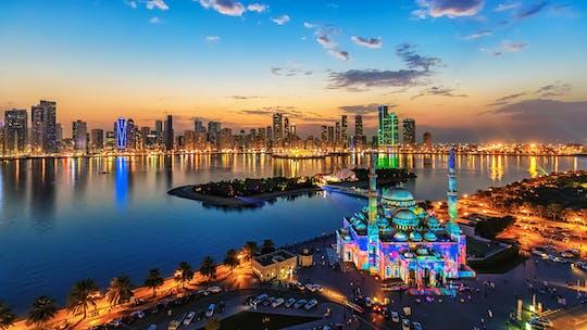 Sharjah tour van een halve dag