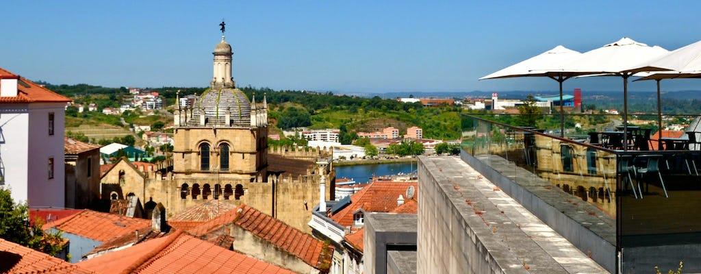 Zelfgeleide ontdekkingswandeling Coimbra's kathedralen, koningen en calla-lelies