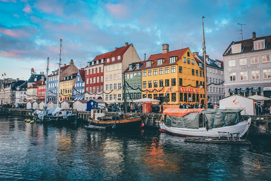 Art and culture in Copenhagen with a Local