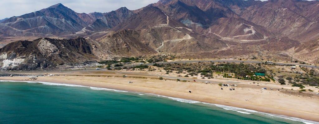 Tour de Fujairah por la costa este