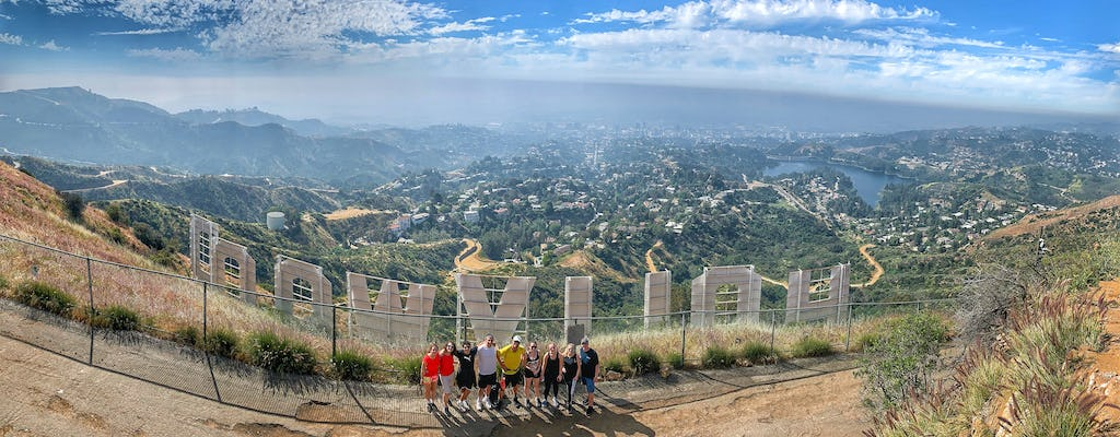 Hollywood Sign Sightseeing und Fototour