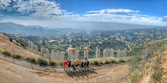 Hollywood Sign sightseeing and photo tour