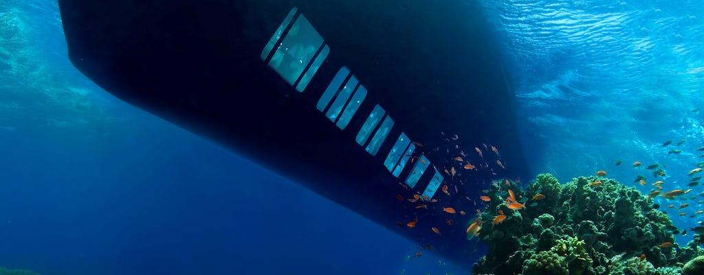 Seascope submarine tour in Hurghada