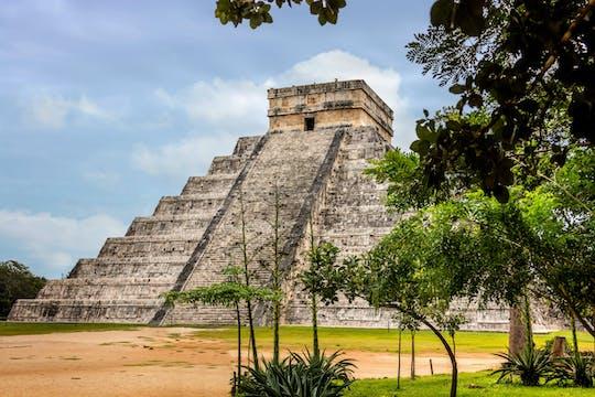 Chichén Itzá und Valladolid Tour
