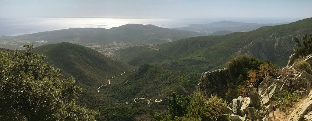 Sardinian Mountains 4x4 Tour