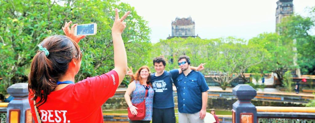 Tour di un'intera giornata della città imperiale di Hue