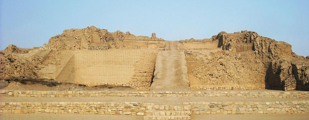 Visita guidata del tempio pre-inca di Pachacamac