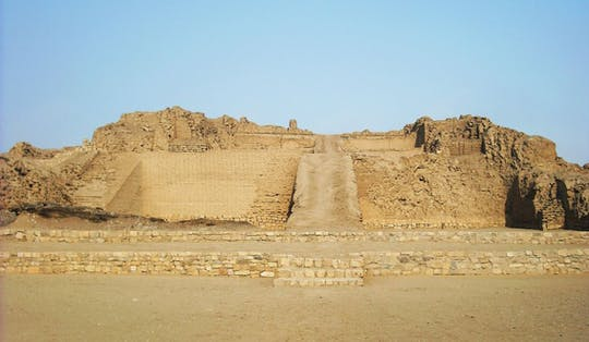 Pre Inca Temple Of Pachacamac guided tour