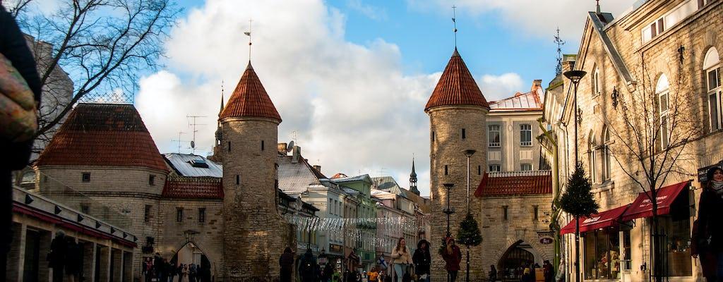 Historischer Rundgang durch Tallinn mit einem Einheimischen