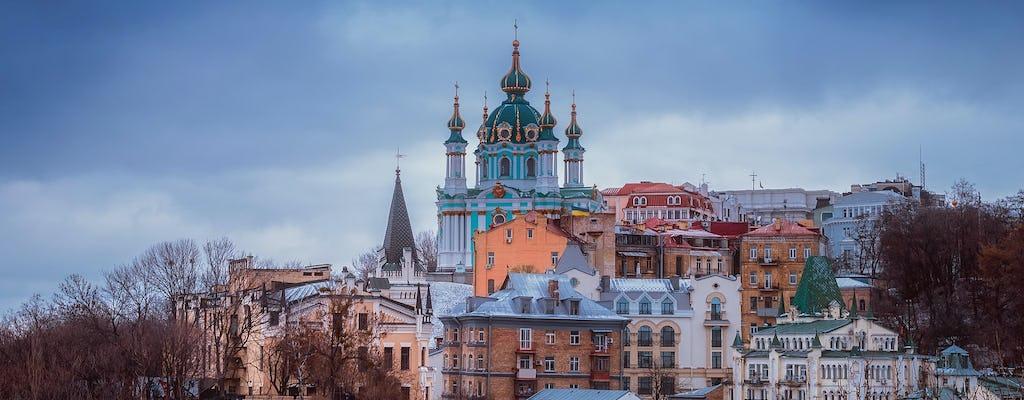 Découvrez Kiev en 60 minutes avec un local