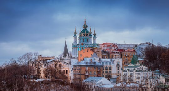 Discover Kiev in 60 minutes with a Local