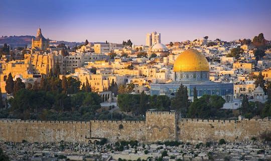 Historische und moderne Jerusalem Ganztagestour von Jerusalem