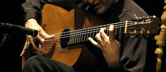 Ingressos para show de flamenco no Tablao Flamenco Jardines de Zoraya