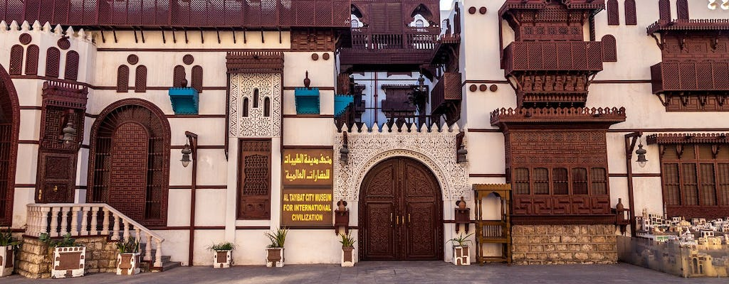 Half-day historical tour in Jeddah