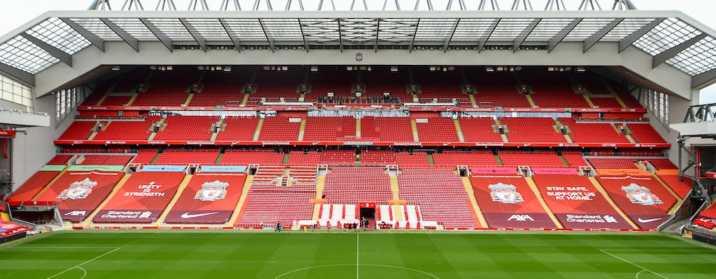 Tour del museo e dello stadio del Liverpool Football Club