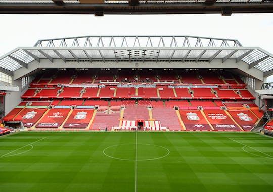 Visite du musée et du stade du Liverpool Football Club
