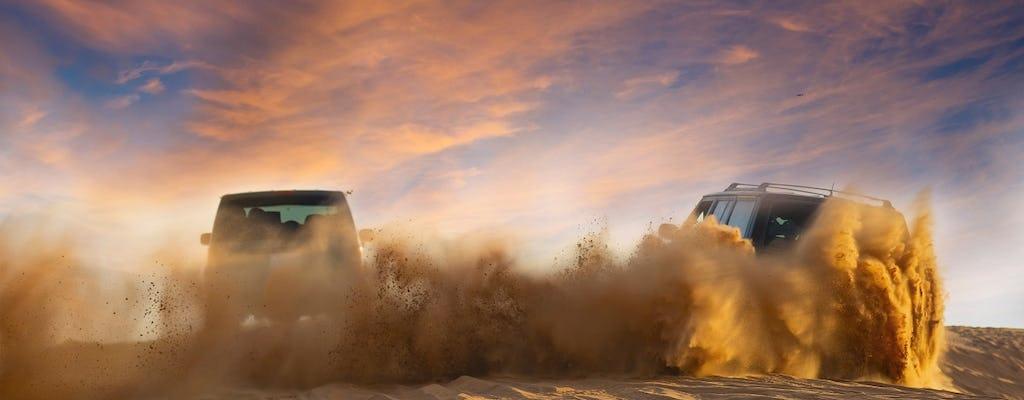 Tour de dia inteiro no deserto de Al Khobar