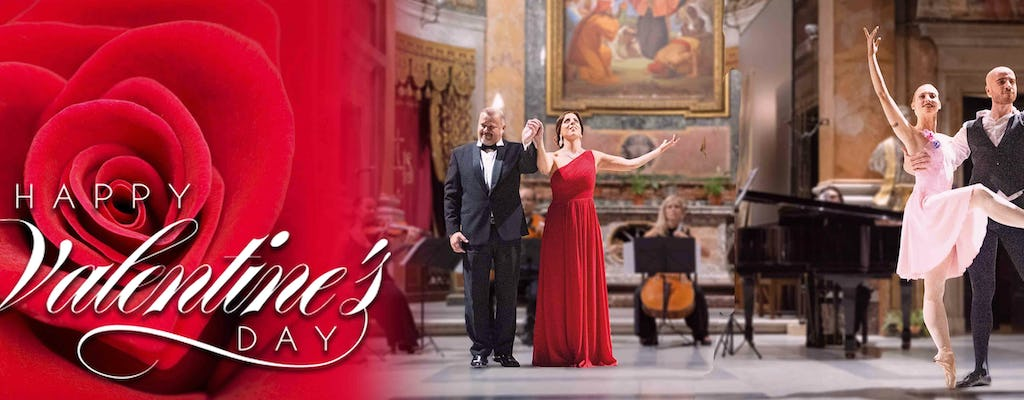 The Great Opera and Ballet Saint Valentine Special Edition