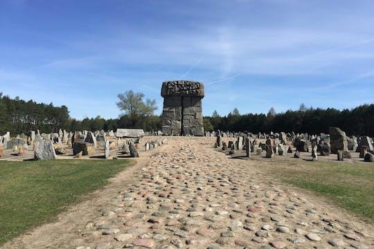 Półdniowa wycieczka do obozu zagłady w Treblince z Warszawy