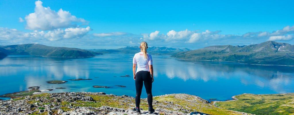 Avventura escursionistica privata nel fiordo con esperienza Tesla
