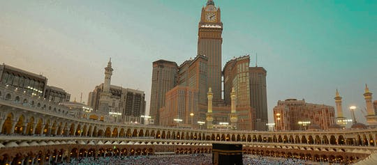 Full-day Makkah city tour