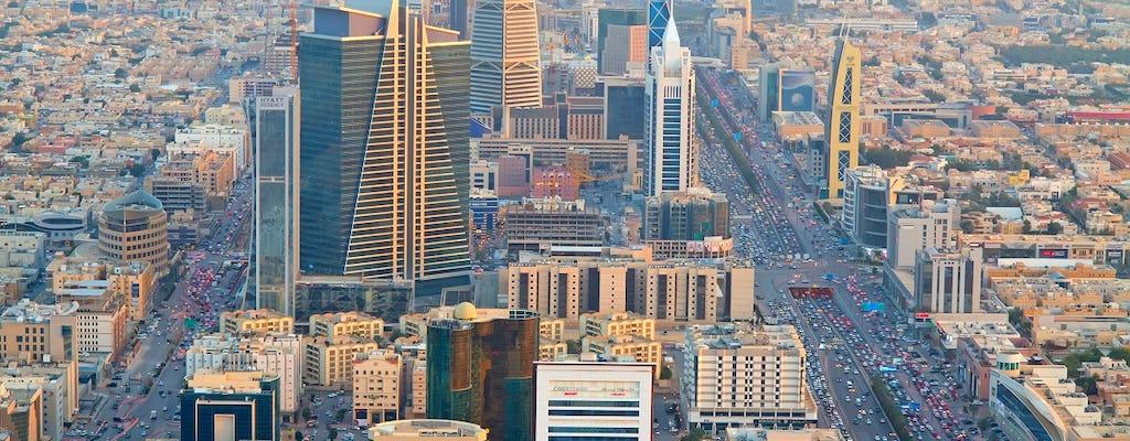 Ganztägige Stadtrundfahrt durch Riad