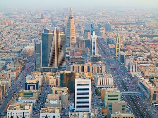 Stadstour van een hele dag door Riyad