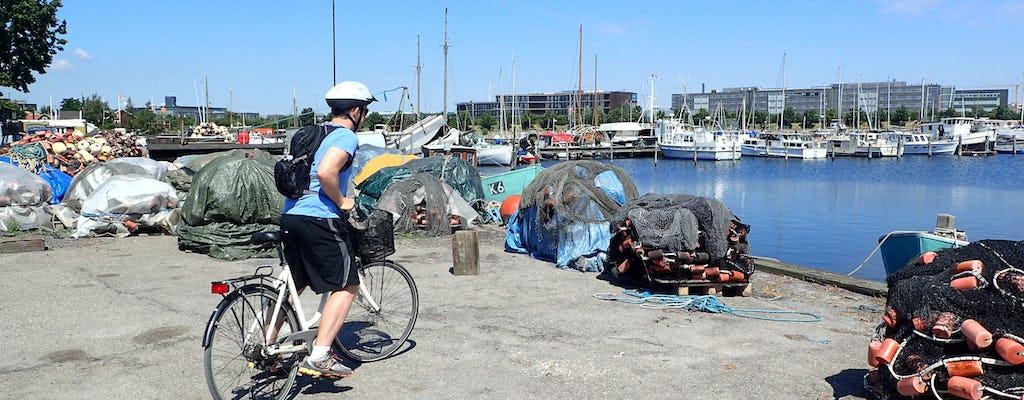 Discover unknown Copenhagen by bike