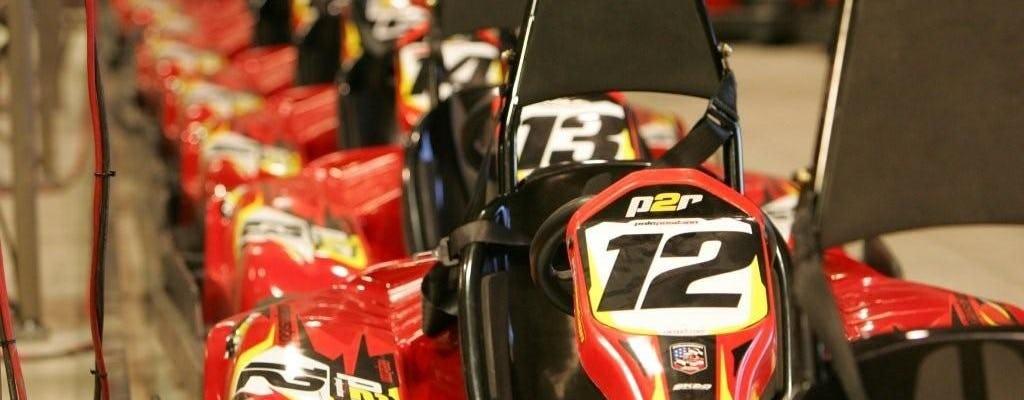 Expérience de karting à 2 courses