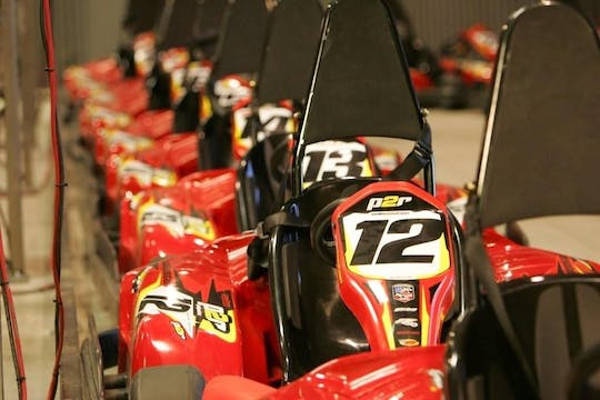 2-race package go-karting experience