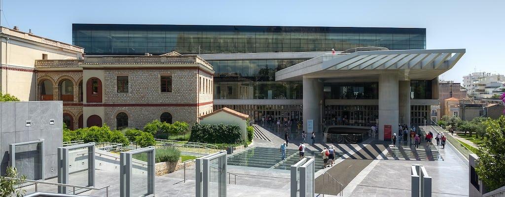 Ingressos sem filas para o Museu da Acrópole