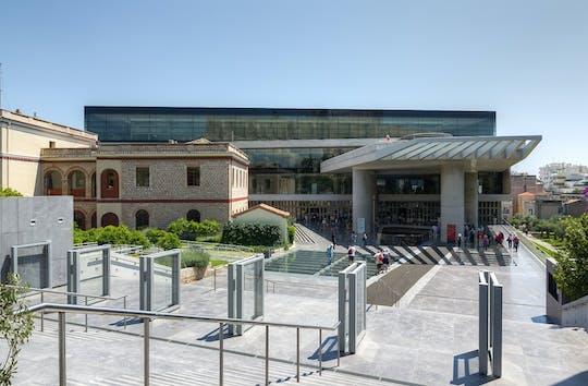 Entradas sin colas al Museo de la Acrópolis